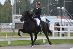 Milla och Berglind foto Jenny Mukka.