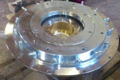 Kaplan 750 turbintak & reglering