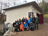Olle calles och Karlstad universitet på besök