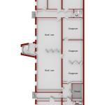 Annex planritning souterrängplan
