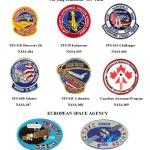 NASA 5 & ESA
