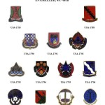 CAP EMBLEMS 1metall