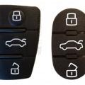 Audi/VW nyckelgummi