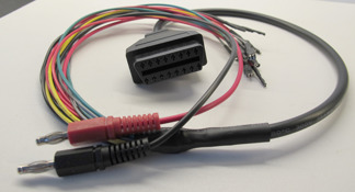 Multi OBD2-kabel -