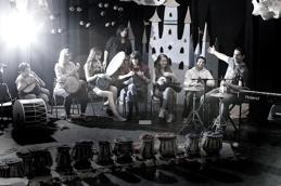 Avslutningsuppvisning av Musik- och danslägret i Bredäng