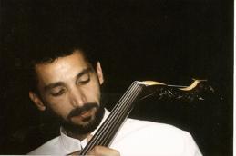 Naseer Shamma (Egy) framträdde på Oudfestivalen 2010
