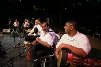 Sulukule Orkestra - riktig festmusik lördag 29 sept