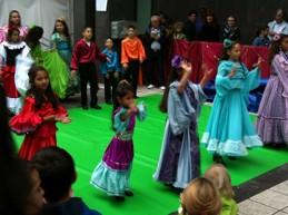 Dansprogram på Maxat för Mini. Klicka på bilden för mer info.