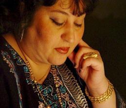 Farida Mohammed Ali (Irak) deltog i Ramadan Nights på Konserthuset
