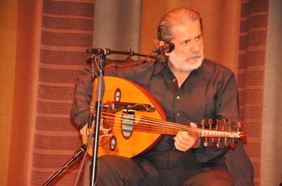 Marcel Khalife på Konserthuset