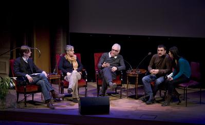 Panelsamtal Music Freedom Day på Konserthuset