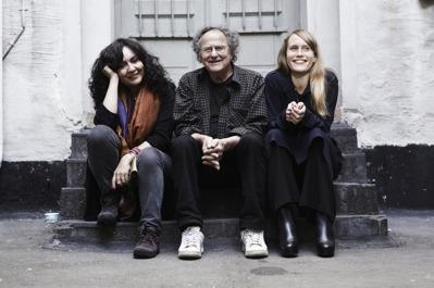 Mahsa Vahdat, Georg Riedel och Sarah Riedel - Bellman Khayyam