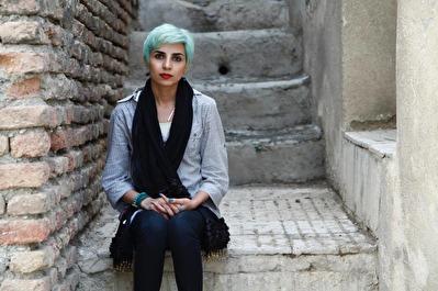 Fatemeh Ekhtesari, foto: M. Sadegh Yarhamidi