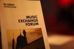 Music Exchange Forum  - en workshop för musiker och arrangörer med mål att stärka kvinnliga artisters möjligheter