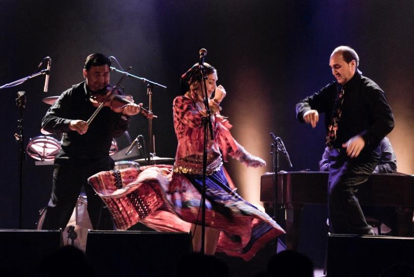 Kärt återbesök av Nadara Gypsy Wedding Band den 27 september på så väl Haninge Kulturhus som Stallet! Klicka på bilden och läs mer!