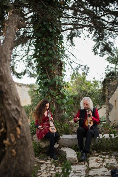 Ross Daly o Kelly Thoma Foto: ManolisMathioudakis