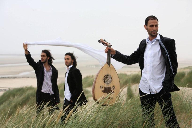 Trio Joubran kommer till Konserthuset den 25 februari inom ramen för Curious Classics