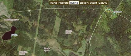 Gratiskarta över en av våra marker