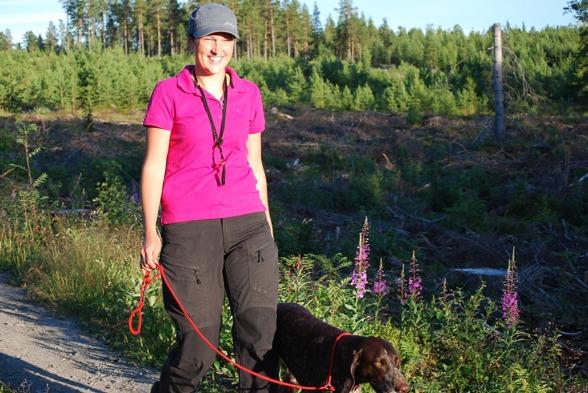 jenny Haraldsson och Quittra sken ikapp med solen, bra jobbat 10-10.