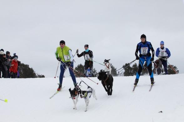 Fredde Stenlund längst tiull höger,  i tätkänning, Foto:Cristoffer Hellström, Vindelälvsdraget.