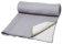 Geo quilt grey cotton