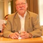 Rolf Lindber som avgick som ordförande för länsföreningen.