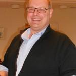 Hans Hansson som är nyvald ordförande för länsföreningen.
