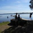 Grillning vid Västersjön