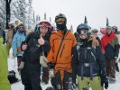Fans at Subarau Freeskiing World Tour, Revelstoke