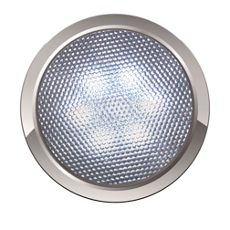 Integrerad LED-belysning är standard