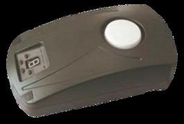 S1000, kompatibel med genomgångsdörrar och portar som överstiger 8kvm.