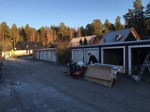 23 garageportar monterade i Köping