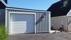 Färdigmonterad garageport