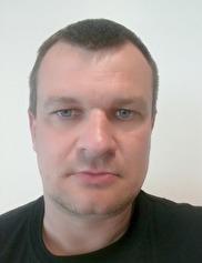 Max Sjöberg. Montör och IT-tekniker.