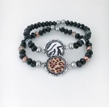 Zebra och Leo mönster