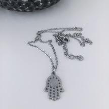 Halsband - Hamsa hand