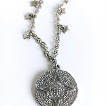 Medaljong -star