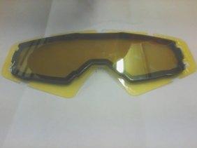 Speedview Dual Lens yellow/Gul