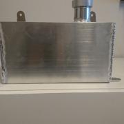 Bensintank i Aluminium