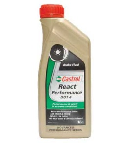 Castrol React Performance DOT 4 -