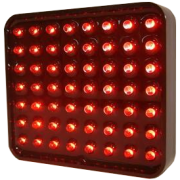 Bakljus 56 LED FIA