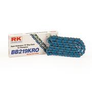 RK-kedja 219 blå o-ring 100 länkar