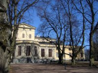 Universitetsbibliotek Carolina Rediviva Uppsala