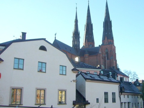Uppsala Domkyrka / Manja Lehto