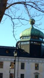 Gustavianum i Uppsala /Manja Lehto