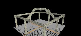 Trosskonstruktion  av Kristoffer Sylwan