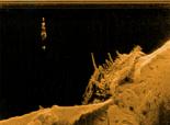 Man Wreck. Echogram 50x37 cm 2012.