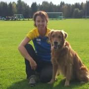 Tävlingslydnad Coach-grupp m Karin Haglund