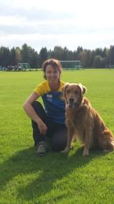 Tävlingslydnad Coach-grupp m Karin Haglund - Coachgrupp 1