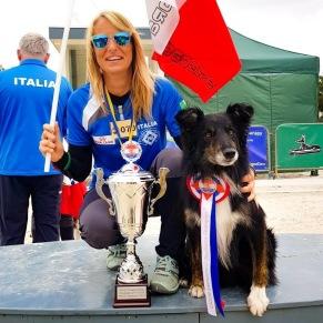Valp/unghundskurs för Valentina Balli - Valp/unghundskurs för Valentina Balli med hund